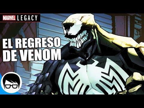 EL REGRESO DE VENOM - EDDIE BROCK | Venom Inc. Alpha #3 | COMIC NARRADO