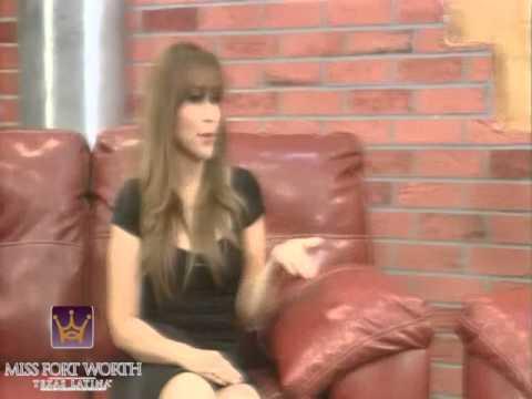 De Todo Un Poco MIss Fort Worth Texas Latina Interview