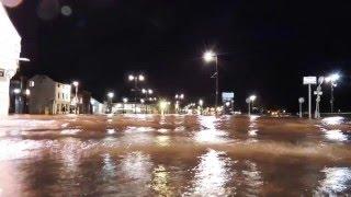 Dumfries flooding Tuesday 26 January 2016