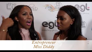 Miss Diddy Shares Advice to Young Girls & Reveals Something People Don