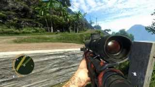 Far cry 3 cheat, unlimited items, ammo, kills, money, action and fun!