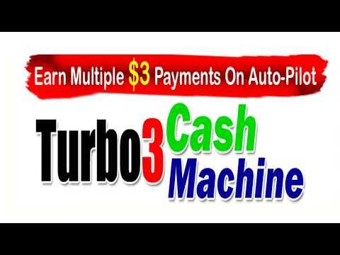 Turbo 3 Cash Machine Review and Bonus