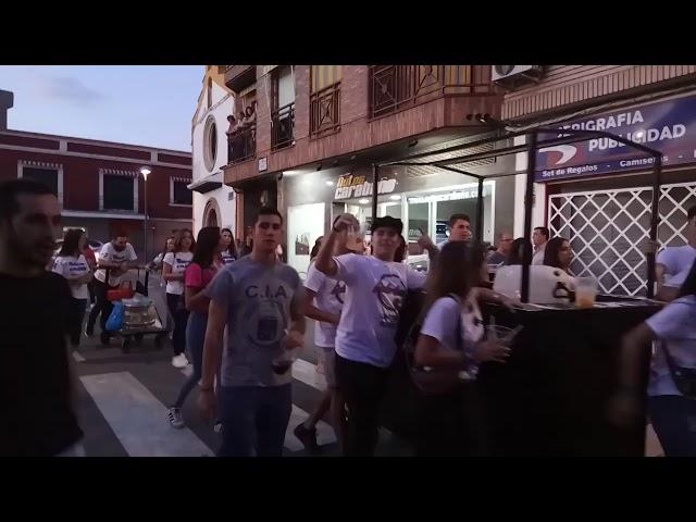 Peña Pedo Loco - Fiestas del Vino Valdepeñas 2017