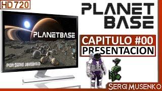 Vídeo Planetbase