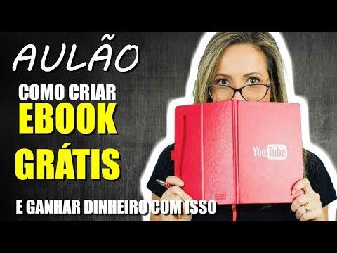 📚 Passo a Passo para CRIAR um EBOOK DE GRAÇA e GANHAR DINHEIRO com Isso! Por Luana Franco