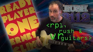 Ready Player One & Rush - Computerphile