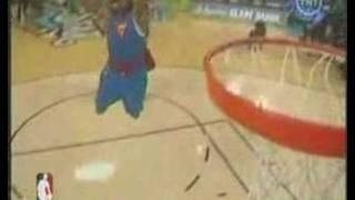 NBA yıldızlarından basket şovu