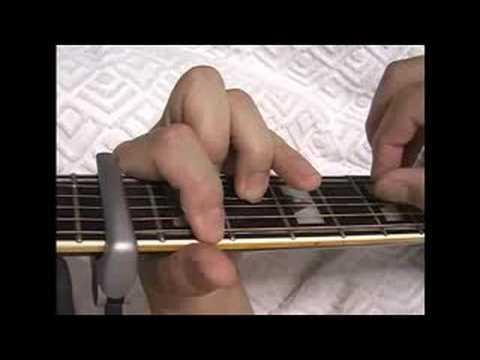 How To Play ANJI (Paul Simon Version)