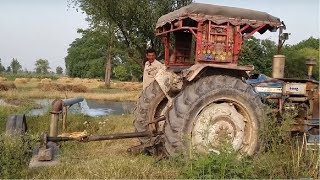 videos of tractors/ PTO water irrigation with tractor ford 4600