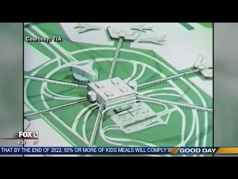 History of Tampa International Airport