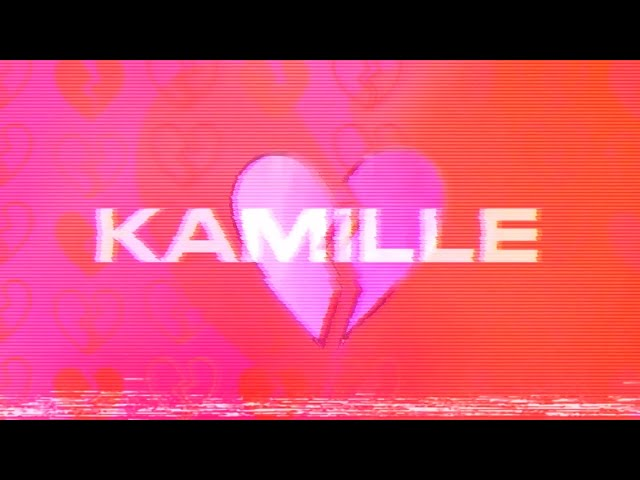 KAMILLE - Love + Attention (Lyric Video)
