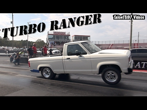 Turbo Ford Ranger Doesn't Mess Around