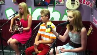 "Orange Circle perform ""I'm Yours"" by Jason Mraz at Archie's Ice Cream in Tustin,Ca - 7/18/13 Thumbnail"
