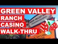 Green Valley Ranch Hotel Casino Las Vegas Walk-Thru - YouTube
