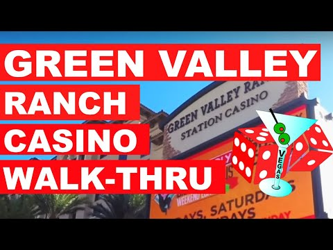 Green Valley Ranch Hotel Casino Las Vegas Walk-Thru