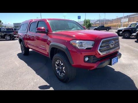 2017 Toyota Tacoma Pocatello, Idaho Falls, Twin Falls, Burley, Rexburg, ID HM026173C