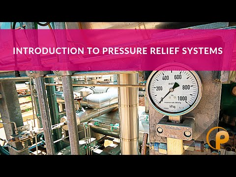 Introduction To Pressure Relief Systems by Justin Phillips, P.E.