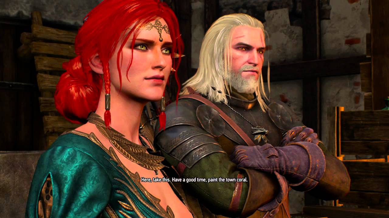 The Machi Experience The Witcher 3 Part 15 Youtube