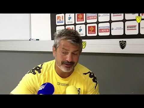 USC TV : Christian Labit après Grenoble (J2)