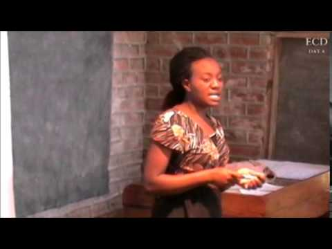 Malawi  ECD ...  Day Four Training Video  in Chichewa language