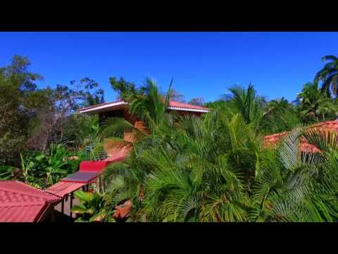 Ocean Front Grand 2-Story Home with Pool and 2 Separate Apartments - Near Tambor!