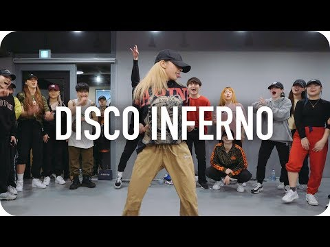 Disco Inferno - 50 Cent / Isabelle Choreography