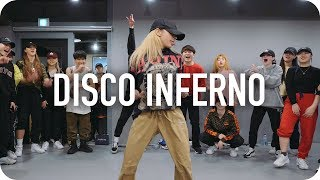 Disco Inferno 50 Cent Isabelle Choreography