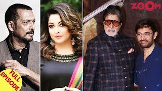 Bollywood REACTS over Tanushree Dutta and Nana Patekar's Controversy and more