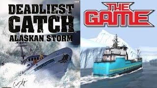Deadliest Catch Alaskan Storm Gameplay PC HD