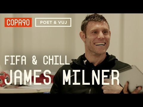 FIFA and Chill with 'Boring' James Milner | Poet & Vuj Present