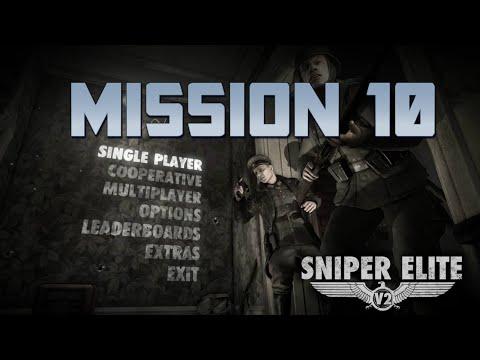 Sniper Elite 2 - Mission 10 - Kopenick Launch Site