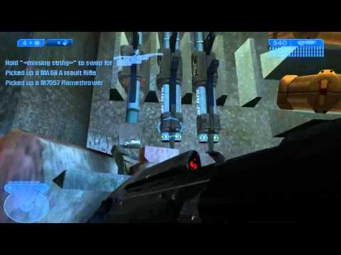 Halo Combat Evolved Cutscenes - Maw Legendary Ending HD ...