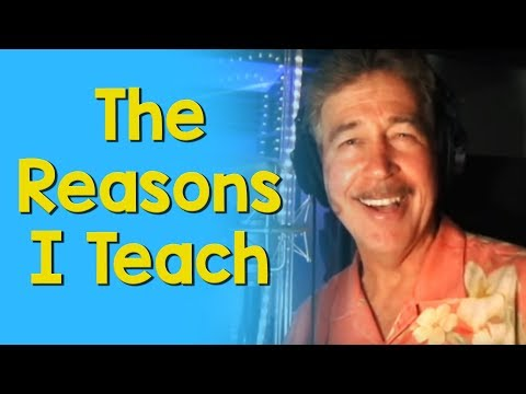 The Reasons I Teach | Teacher Appreciation Week | Jack Hartmann