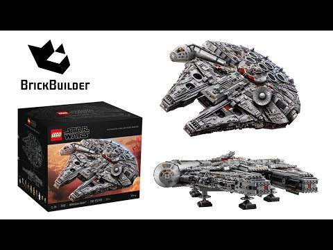 lego star wars 75192 ucs millennium falcon pictures. Black Bedroom Furniture Sets. Home Design Ideas