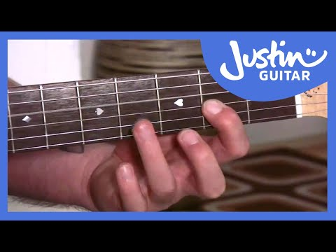 12 Bar Blues Style (Guitar Lesson BC-183) Guitar for beginners Stage 8