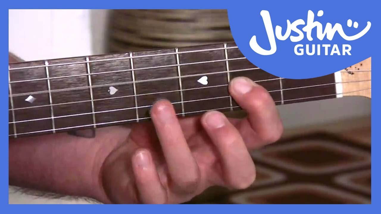 12 Bar Blues Style | JustinGuitar com