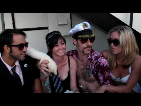 Monte, Shawn, Swagger, etc. Interview at Bass for ya Face Dance Cruise 2010