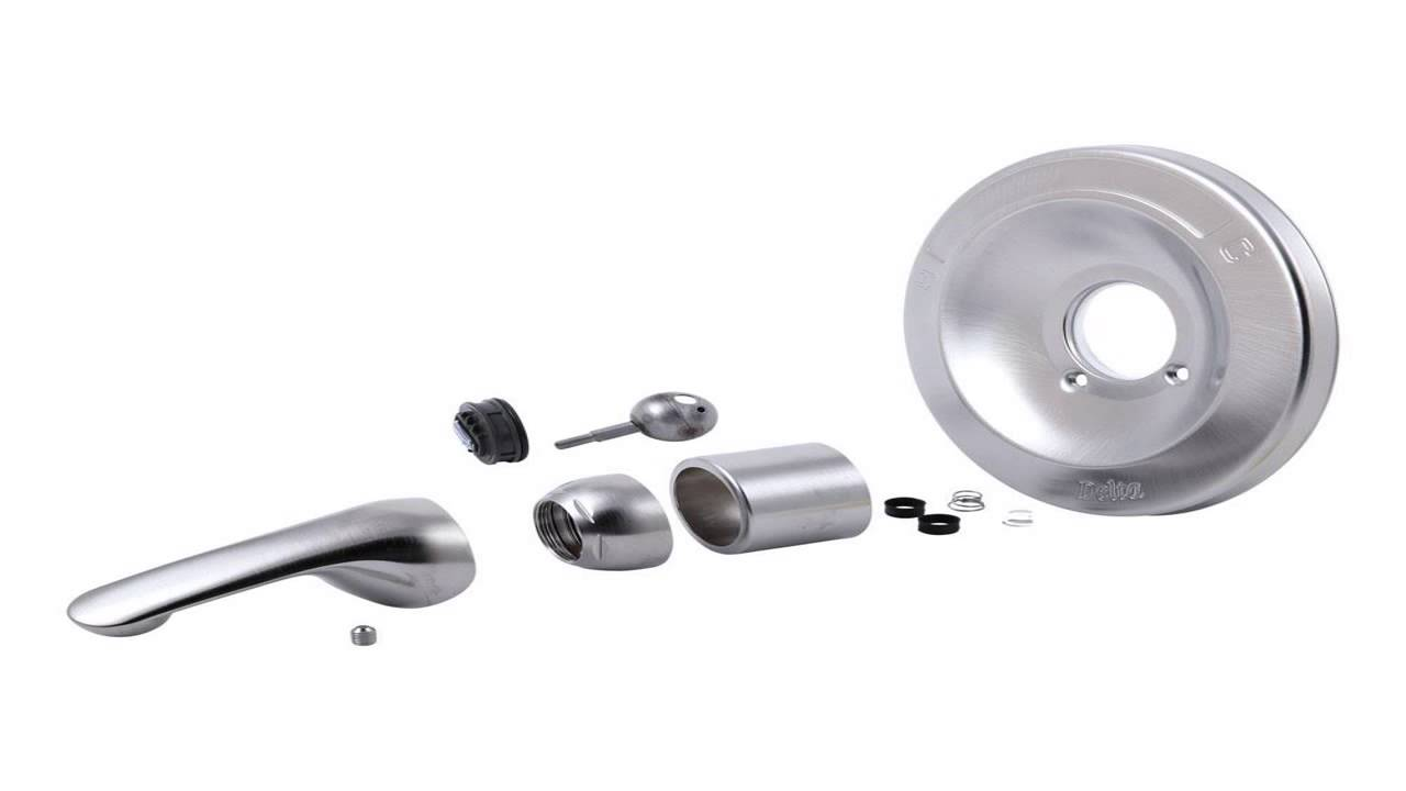 Delta Rp54870ss Renovation Kit 600 Series Tub And Shower Stainless