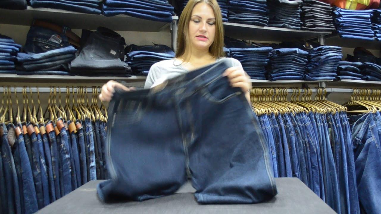 Джинсы мужские 839 темно-синие – https://mega-jeans.com.ua ...