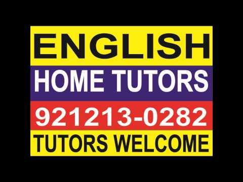 ENGLISH IB ICSE CBSE  HOME TUTORS ESTD 1986 874402 0282