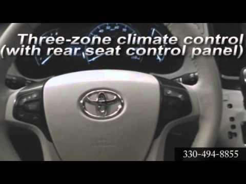New 2013 Toyota Sienna Canton Akron OH Cain Toyota Canton OH Akron OH
