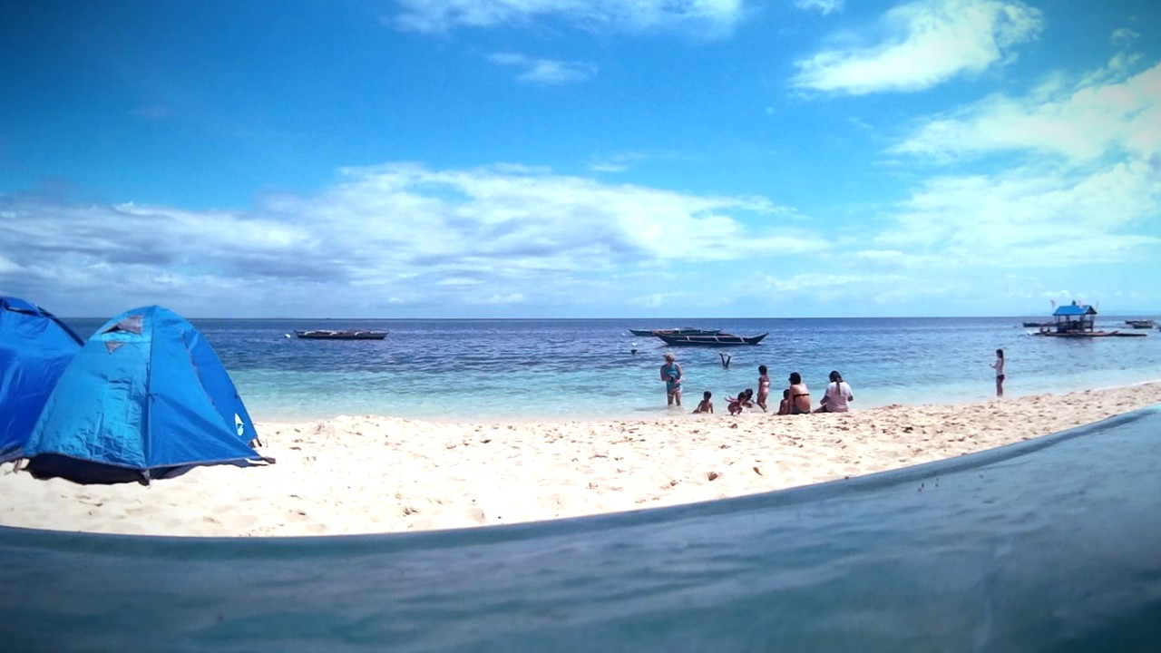 Time Lapse Tingko Beach Alcoy Cebu
