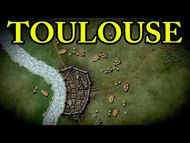 The Battle of Toulouse 721 AD