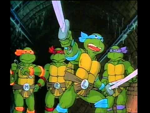 Teenage Mutant Ninja Turtles Soundtracks (1987)