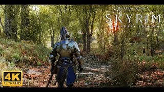 Skyrim LE Ultra Modded 4K : Best Next Gen Graphics !! w/Modlist !!