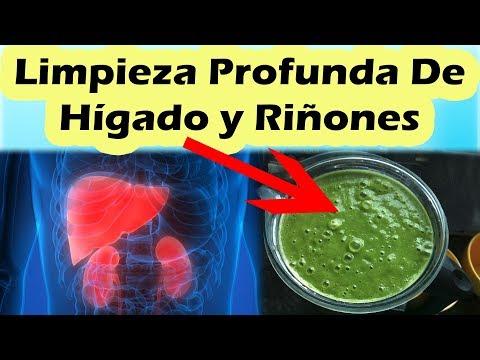 LIMPIEZA PROFUNDA DEL HÍGADO Y RIÑONES Como Limpiar El Hígado Y Los Riñones Rápidamente