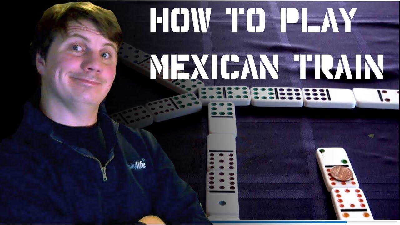 Mexican Train Spiel