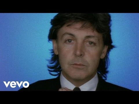Paul McCartney - My Brave Face