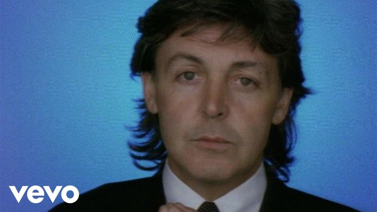 Paul McCartney - My Brave Face - YouTube