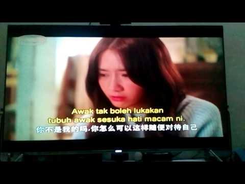 Free digital channels in Malaysia (MyTV) using Samsung KS7000 TV